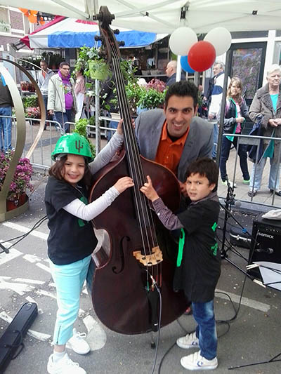 Muziekles voor jong en oud